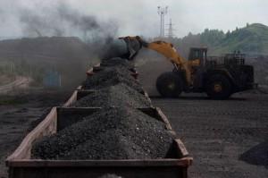 вугілля для хунти