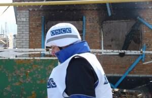 В ОБСЄ зафіксували 106 пострілів біля Донецька / facebook.com/ato.news